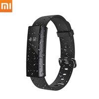English Version Xiaomi Amazfit Arc Smart Band IP67 Waterproof Smart Bracelet Sports Tracker Heart Rate