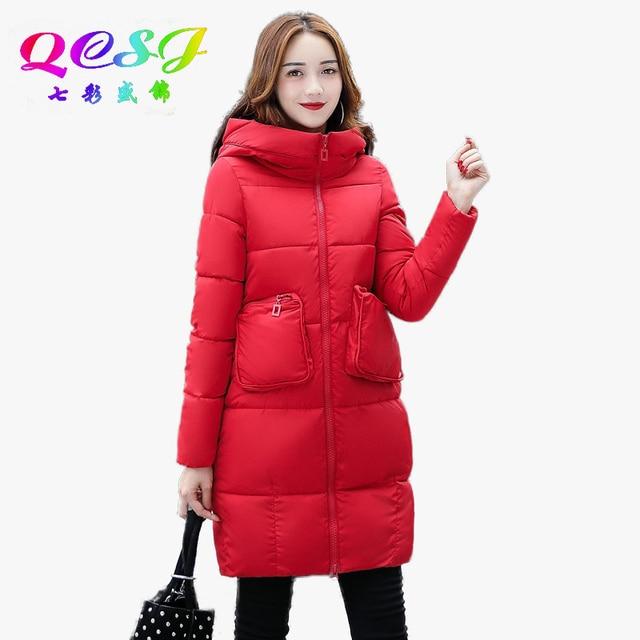 Модные Астрид miegofce женские зимние jurken вниз Мужские парки женские теплые мягкие хлопковые толстые зимние Для женщин s куртка верхняя одежда