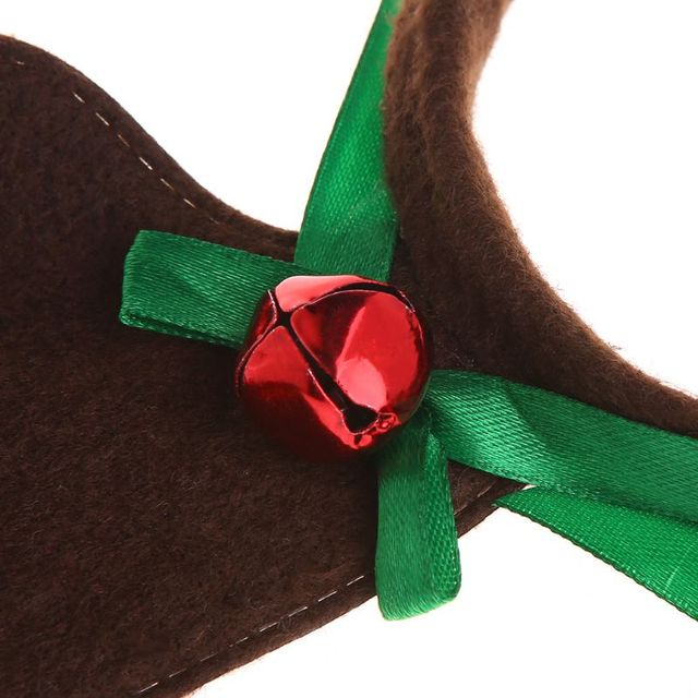 Christmas Pet Headband Deer Horn Hat Costume Dog Puppy Cat Cosplay Party Product Nov-11A 3