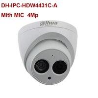 Dahua Ip Camera DH IPC HDW4431C A 4mp HD Small IR Dome Network Camera H 265