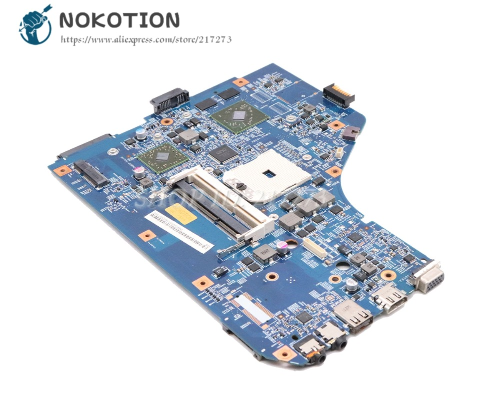 NOKOTION MBRUP01001 MB. RUP01.001 Per Acer aspire 5560 5560g Scheda Madre Del Computer Portatile DDR3 Presa FS1 512 mb GPUNOKOTION MBRUP01001 MB. RUP01.001 Per Acer aspire 5560 5560g Scheda Madre Del Computer Portatile DDR3 Presa FS1 512 mb GPU