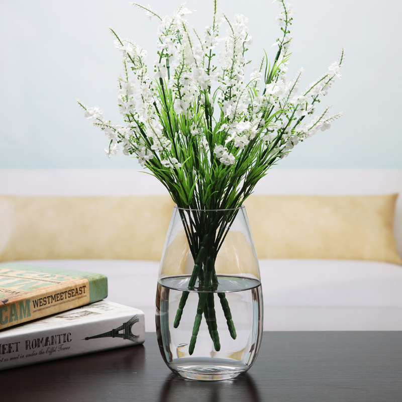 AliExpress & US $19.08 40% OFF|Home Decoration Living Room Flower Pot A Vase For Flowers Glass Tabletop Flower Vases For Decoration New Year Decor Craft Gifts-in ...