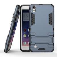Cover For LG X Power Case Dual Layer Armor Silicone Plastic Case For LG X Power