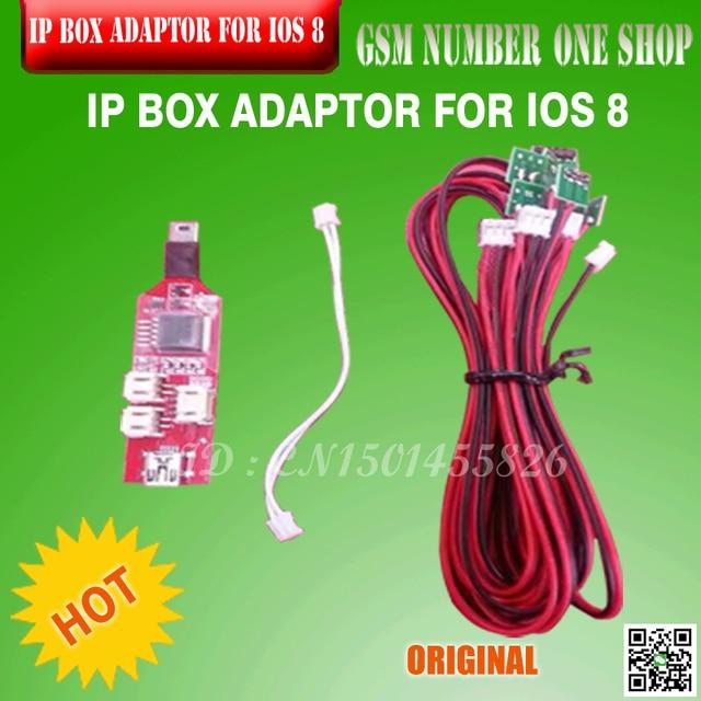 NEW IP Box iOS8 Adapter/ ip box ios8 dongle with box