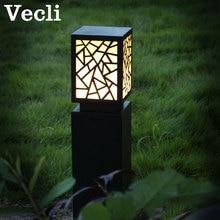 Courtyard lawn light landscape lighting fixtures outdoor waterproof street led garden lamp