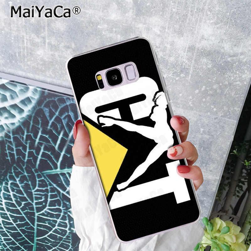 MaiYaCa كاتربيلر 3 جراب هاتف الموضة ريترو غطاء لسامسونج S9 S9 plus S5 S6 S6edge S6plus S7 S7edge S8 S8plus