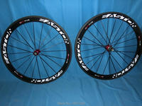 Newest EC90 700C 50mm Clincher Rims Road Bike 3K UD 12K Full Carbon Fibre Bicycle Wheelsets