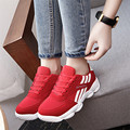 Fashion Flats Women Trainers Breathable Sport Woman Casual Shoes Outdoor Walking Basket Shoes Zapatillas Mujer Hip-hop Shoes