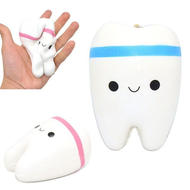 Teeth Squeeze Toy