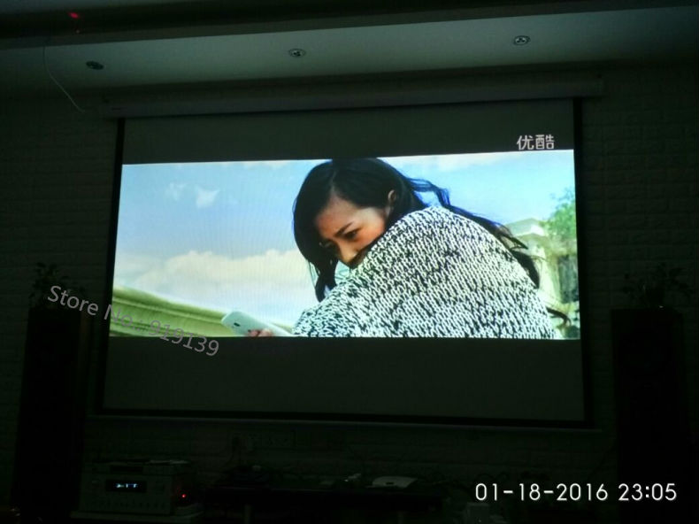120 Inch 4 to 3 screen pic 9