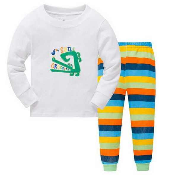 760a8bb52 Detail Feedback Questions about Children Autumn Pajamas clothing Set ...