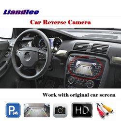 Automatyczna kamera cofania dla Mercedes Benz R W251 2006 2013/kamera cofania z tyłu działa z ekranem fabrycznym samochodu Kamery pojazdowe Samochody i motocykle -