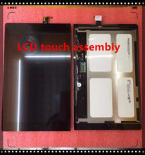 Tablet Yoga 10 B8000 B8000-F B8000-H Lcd Full Monitor + Touch Screen Panel Digitizer Assembly Vetro Parti di Ricambio(China)