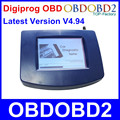 Newest Odometer Programmer Digiprog III OBD Version Digiprog 3 V4.94 With OBD2 ST01 ST04 Cable Odometer Digiprog3 Free Ship