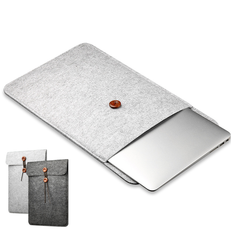Laptop Liner Sleeve Bag For Macbook Air Pro Retina   11.6 13.3 15.4 Inch Portable Notebook Case Cover