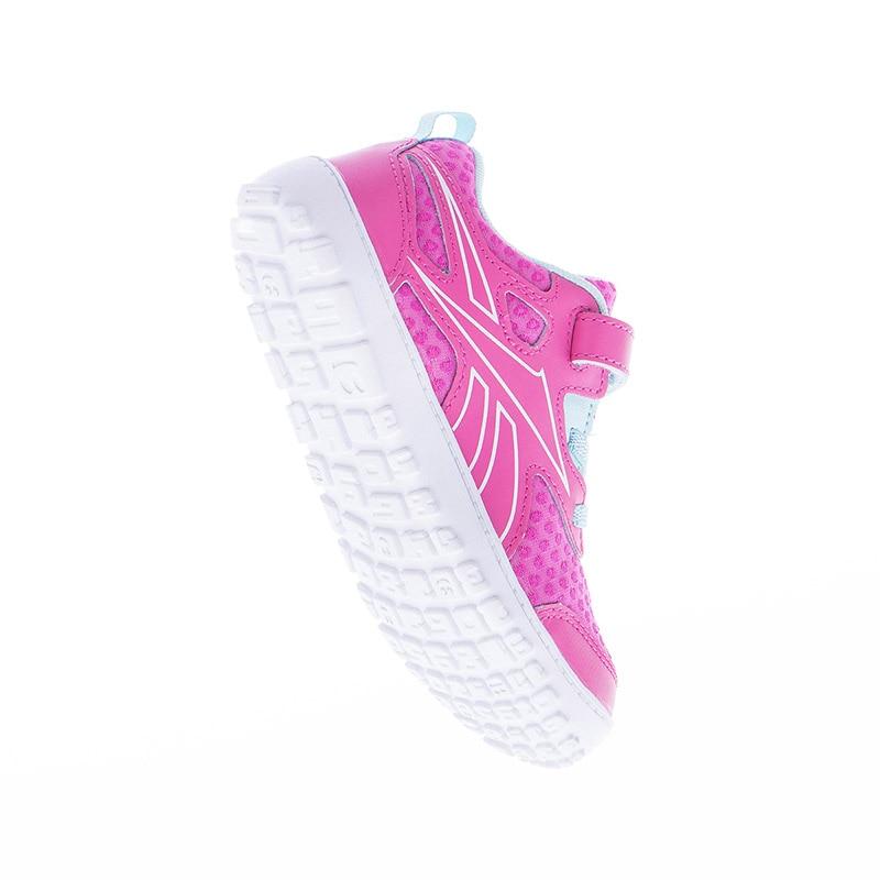 REEBOK Nowe buty do biegania Unisex Kids Girl Lekkie tłumienie - Obuwie dziecięce - Zdjęcie 3