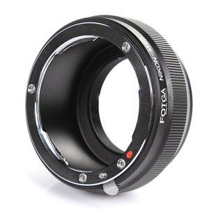 Image 1 - FOTGA anillo adaptador de lente para Nikon AI F lente a Micro 4/3 M43 E M5 E PM2 GX1 GF5 G5 E PL5