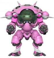 15cm Game Character D.VA with Meka 6