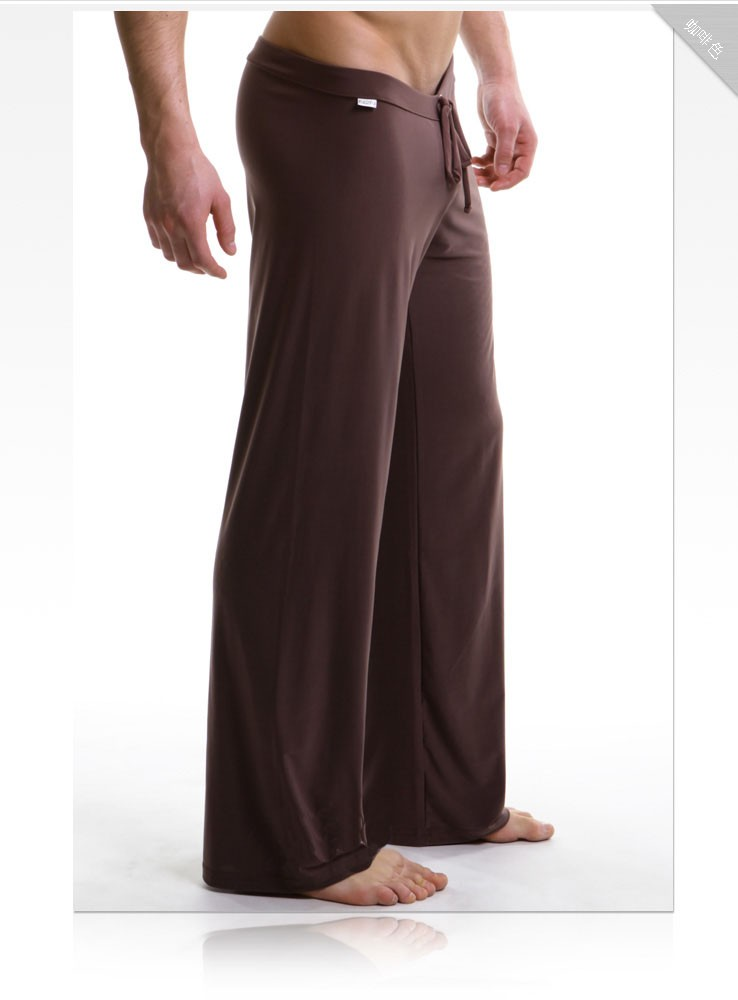 Prix pour Hommes De Yoga Pantalon Mâle Lâche Pleine Longueur Joggers Pantalon Taille S M L XL XXL