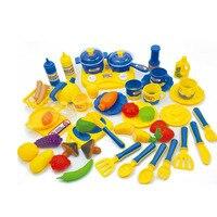 Bambini Che Giocano Casa Simulazione Culinary Puzzle Game Frutta e Verdura Ragazzi e Ragazze Cucina Giocattoli Gruppo Ragazze Di Puzzle