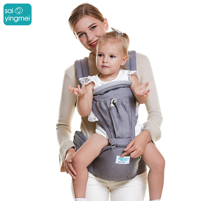 Baby Carrier Backpack Baby Hip Seat for Newborn Ring Sling Kangaroos Ergonomic Carrier Baby Waist Carrier