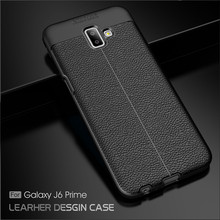 For Samsung Galaxy J6 Plus Case Soft Silicone TPU Leather Anti-knock Phone Case For Samsung Galaxy J6 Prime J610F Cover 6.0