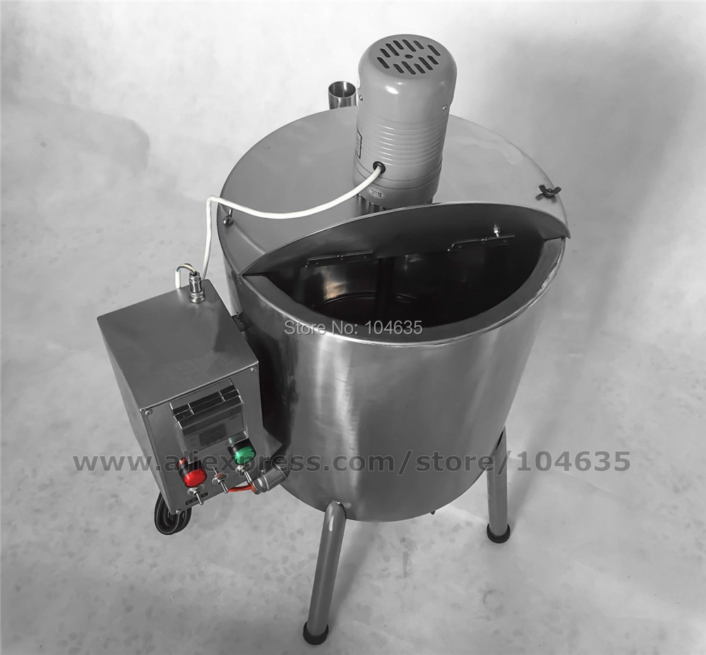 Automatic Heating and stirring filling machine 15L hand soap filling machine