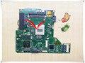 Placa Madre del ordenador portátil Para MSI GE60 MS-16GC MS-16GC1 VER: 1.1/VER: 1.0 DDR3 Placa Base 100% probado muy bien