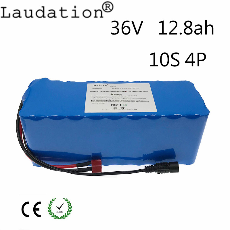 36V 12ah Lithium Battery 10S4P 12800mAh 500W High Power and Capacity 42V 18650  Motorcycle Electric Car Bicycle Scooter with BMS36V 12ah Lithium Battery 10S4P 12800mAh 500W High Power and Capacity 42V 18650  Motorcycle Electric Car Bicycle Scooter with BMS