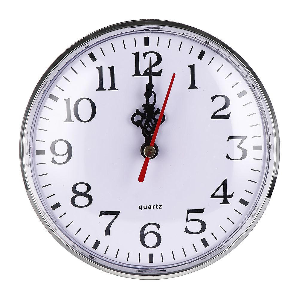 New Classical Diameter 130mm Clock Quartz Movement Insert