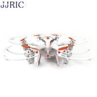 Hot JJRIC Mini RC 6 Axis Lcd-scherm RTF Quadcopter Drone Speelgoed met 200 W HD Camera Levert Dropship Oktober 06