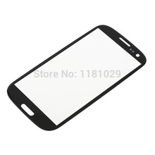 Free Shipping Hot Sell White Black Outer Glass for Samsung Galaxy S3 i9300 LCD Touch Screen Digitizer Front Glass Lens