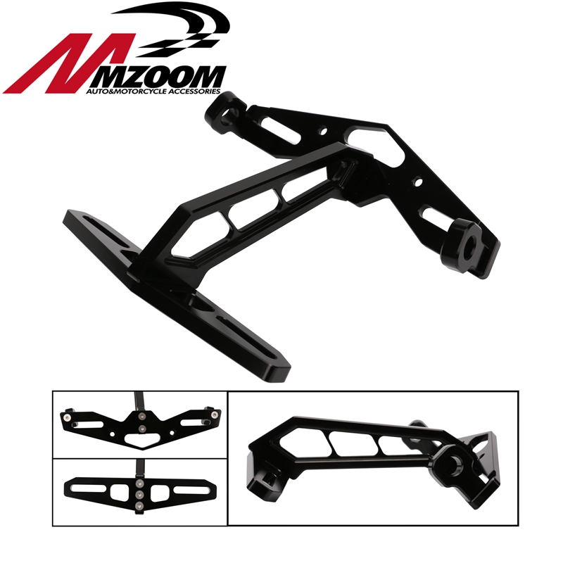FREE SHIPPING fitting parts MSx125 300 Blaupunkt dragon license plate frame can be equipped with a steering lamp license plate B