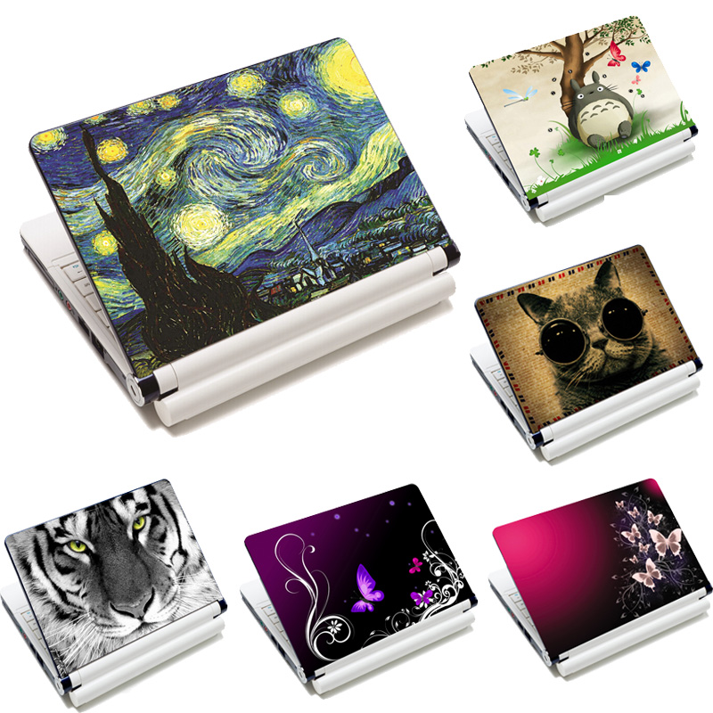 15 15.6 inch Laptop Decal Sticker Cover Skin Notebook Protector for 12-15.6 inch Macbook Lenovo HP ASUS ACER Dell IMS Microsoft