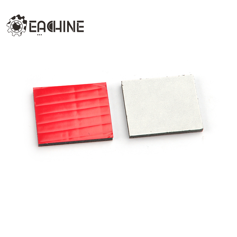 New Arrival Eachine Lizard95 FPV Racer Safe Spare Part Battery Anti-slip Adhesive Mat 32mm*27mm For RC Multicopter Parts