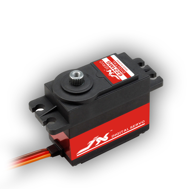 JX PDI-6221MG 20KG High Precision Metal Gear Digital Coreless Servo