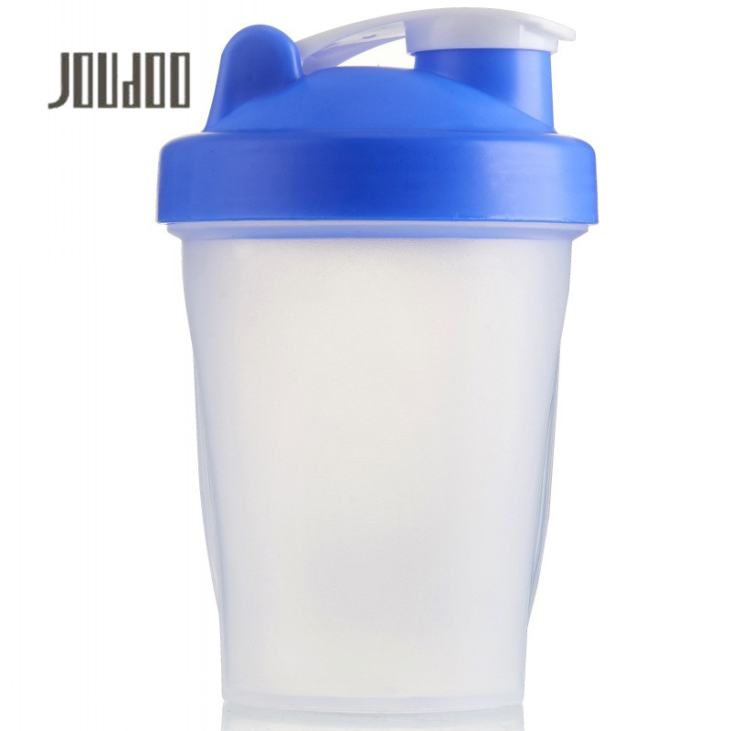 JOUDOO 500ml Shaker Bottle With Leak Proof Lid Stainless Steel Protein Shaker Cup ...