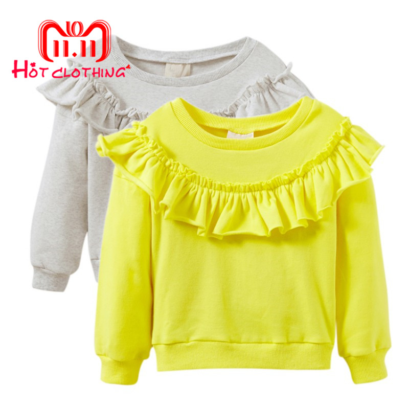 Baby Girl Sports Sweater Petal Sports Fashion Spring Long Sleeve Baby Sweater Sweatshirts Baby Clothes цена