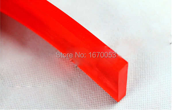 185a40cd placeholder High Quality Screen Printing Squeegee Scraper Strips Silk Screen  Printing Squeegee Blade France FIMA 65 Duro