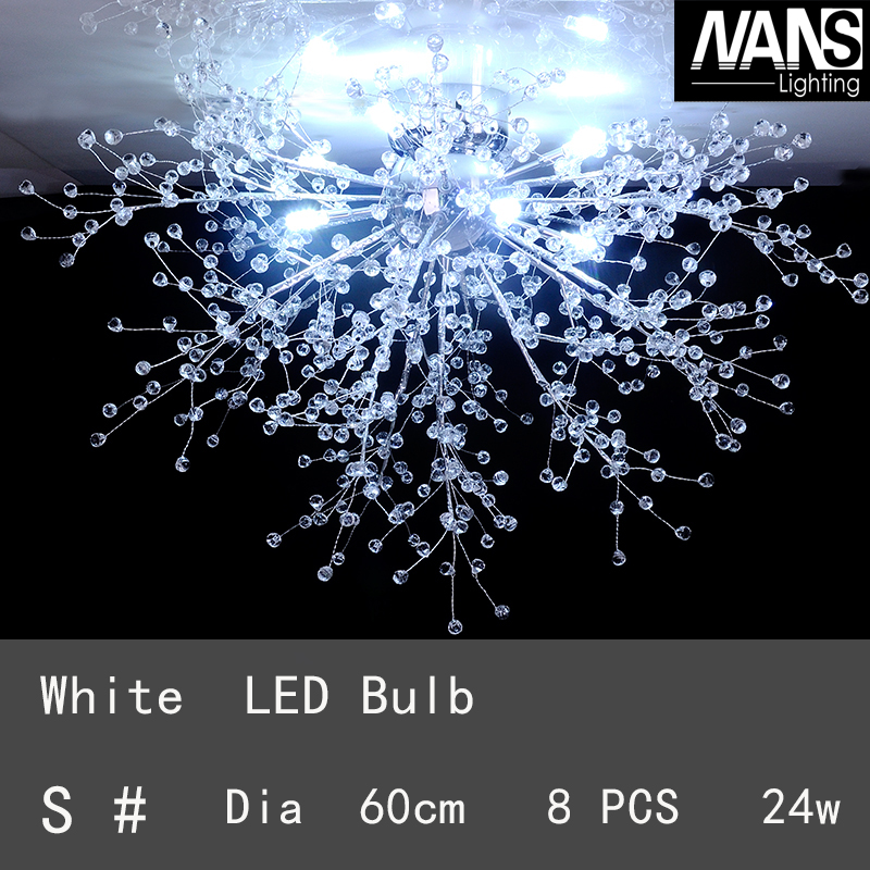 Modern White LED Ceiling Lights For Living Room luminarias para sala plafon led Crystal Ceiling Lamp Fixtures For Bedroom black or white rectangle living room bedroom modern led ceiling lights white color square rings study room ceiling lamp fixtures