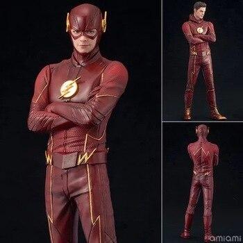 Figurine 17cm Super hero Justice League Flash