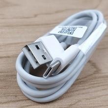 3A USB C Charger Cable Usb type C Data sync Cables white cord  for xiaomi Original Mi A1 Mi6 Mi4c Mix 2s mi5 mi5s Smart Devices