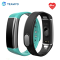 Teamyo Zeblaze ZeBand BLE4.0 Heart Rate Monitor Smartband IP67 Swimming Mode Sleep Fitness Tracker OLED Display for Android iOS