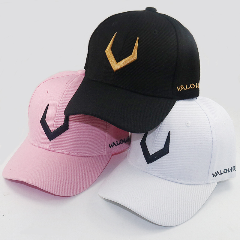 2018 New High Quality kids Hat adjustable Cotton Snapback Cap V 3D  Embroidery Baseball Cap children Caps football hats wholesale 799af6b50e5