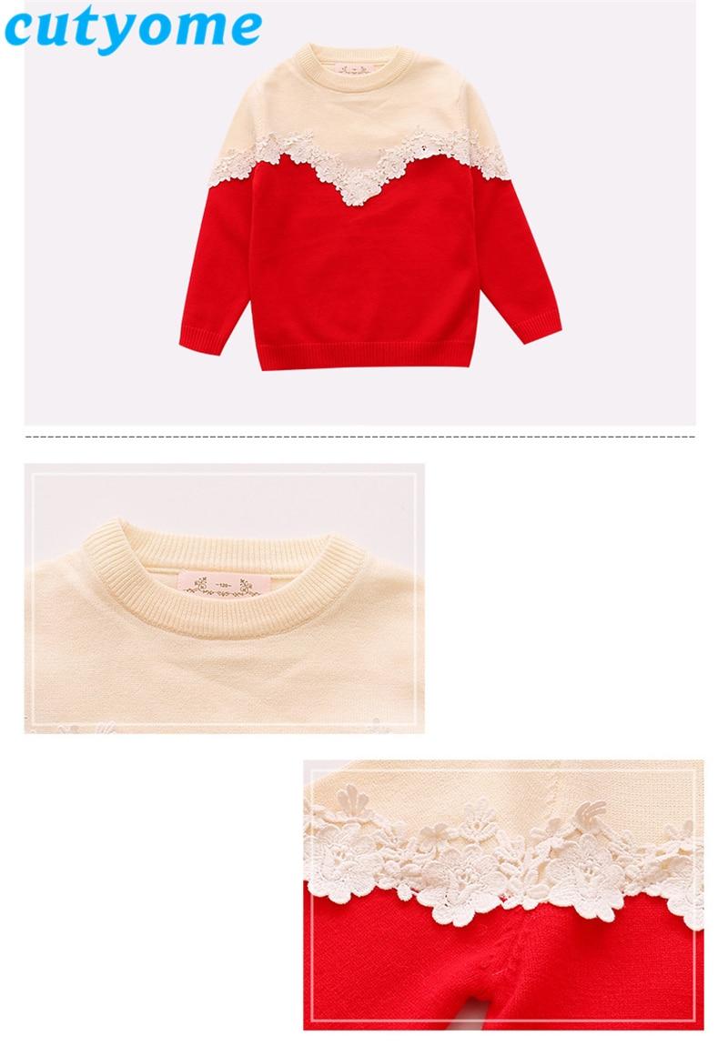 teenage girls patchwork sweater12