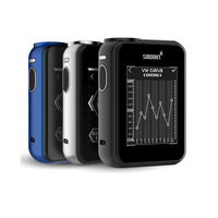 Original Smoant Charon TS 218w Mod Screen Lock Temperature Protection Electronic Cigarette Touch Screen Box Mod