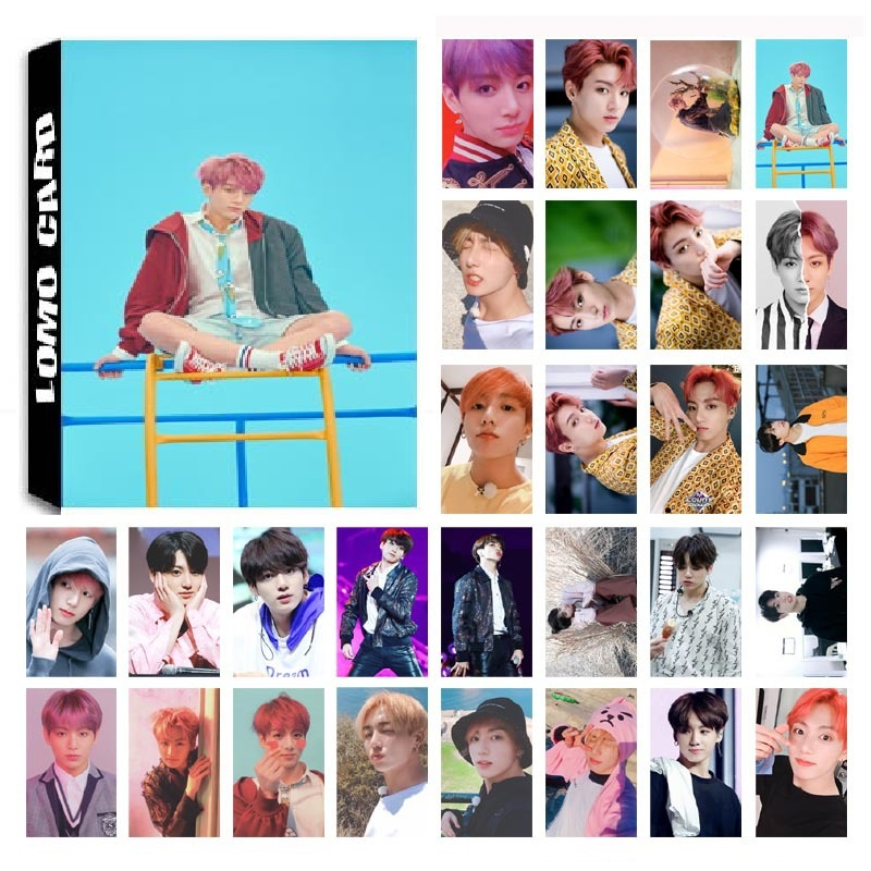 Schreibwaren Set 2019 K-pop Bangtan Boys Fotoalbum Selbst Made Papier Guide Buch Jungkook Jimin Suga V Fans Sammlung Geschenk