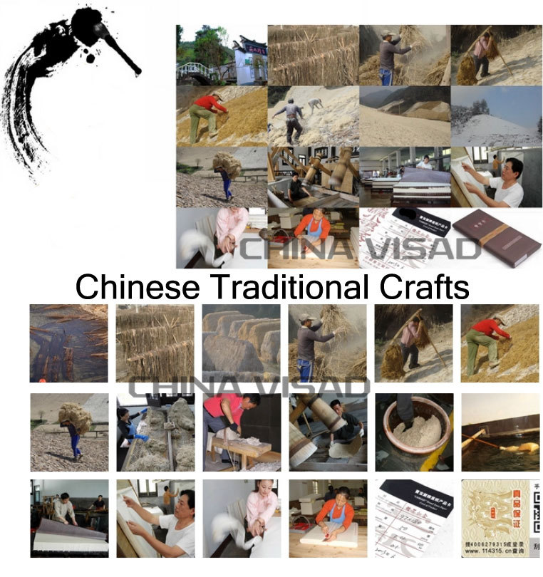 Chinese painting Xuan Paper for calligraphy Handcrafted rice paper Mulberry Paper bark paper 97*180cm free shipping
