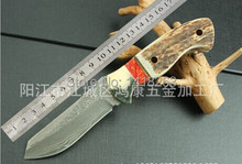 58HRC Celestial Knight Small Straight Keel Tool Knives Outdoor Wild Jungle Survival Camping Hunting Tools Knife