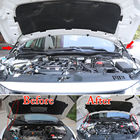 Car Engine Hood Stay Bar open Holden Support Rod Prop Fit For Honda Civic 2016 2017 Car Styling Accessories